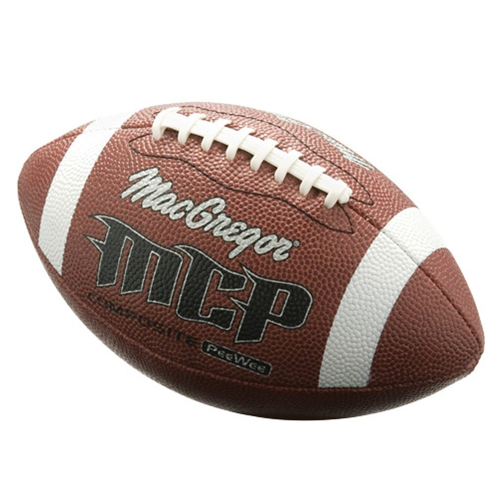 Composite Football - Pee Wee, Size: Pee Wee By MacGregor from USA