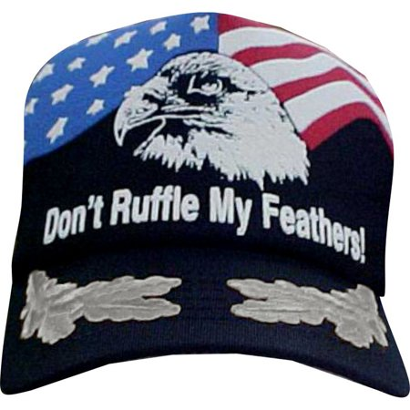 Men patriotic hat