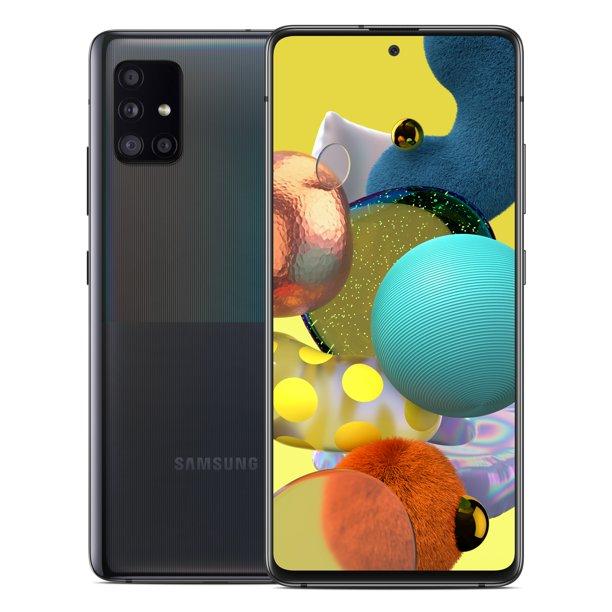 Samsung Galaxy A51 5G Black, Unlocked