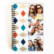 Personalized Back To School 5 x 8 Notebook - Young Tribe