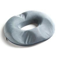 Black Mountain Products Donut Orthopedic Tailbone Seat Cushion - Grey