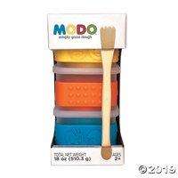 MoDo Dough: Yellow, Blue, Orange