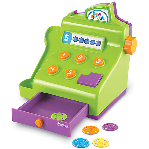 New Sprouts Ring It Up! Cash Register