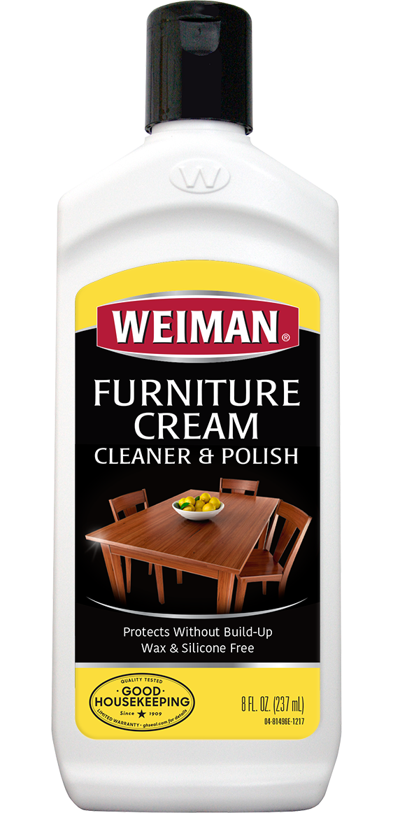 Weiman Wood Furniture Cream Cleaner