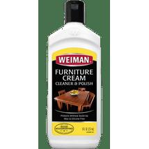 Wood Cleaner: Weiman Furniture Cream