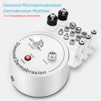 Mgaxyff 3 in 1 Diamond Microdermabrasion Dermabrasion Machine Facial Beauty Instrument for Home Use(US), Blackhead Acne Removal Machine,Anti Aging Machine