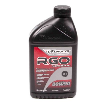 Torco RGO Racing Gear Lube 80W90 1L P/N A248090CE