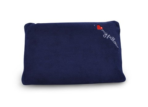 I Love My Pillow-The Travel Pillow Memory Foam Pillow by