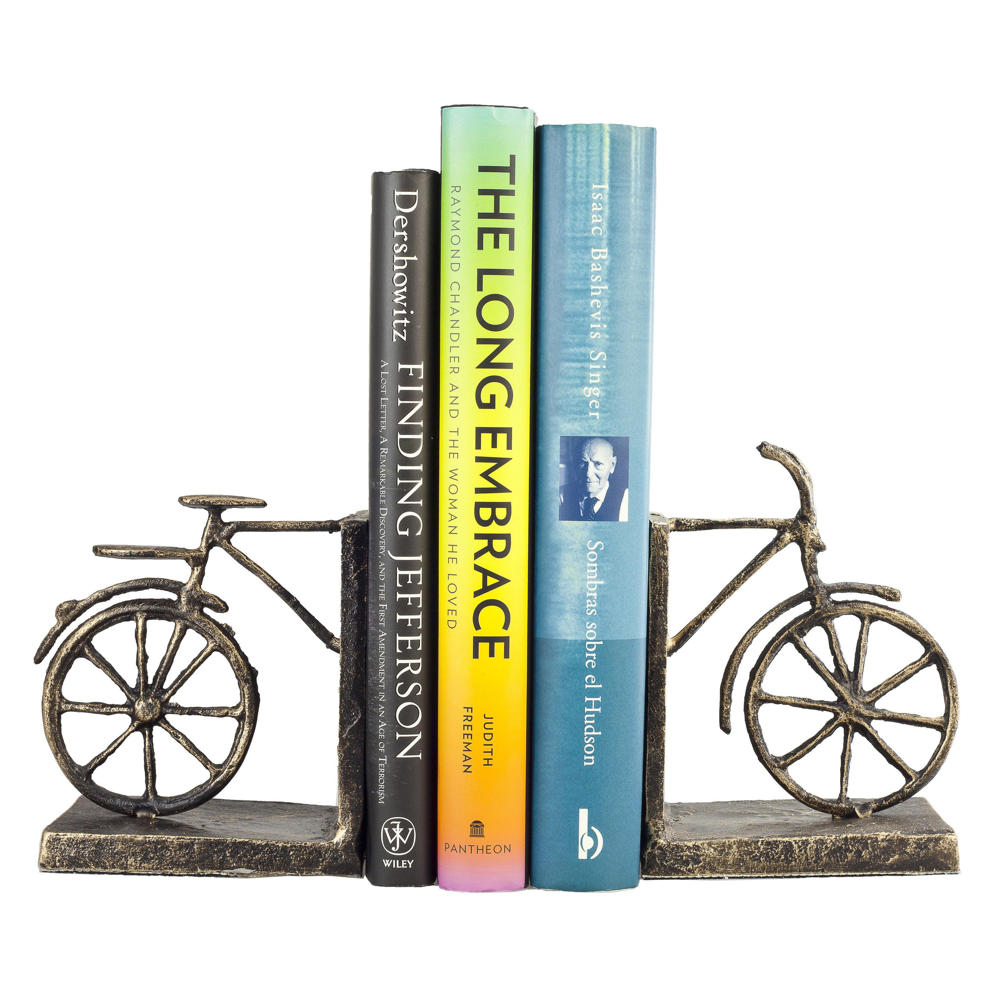 Danya B Bicycle Bookend Set by Danya B