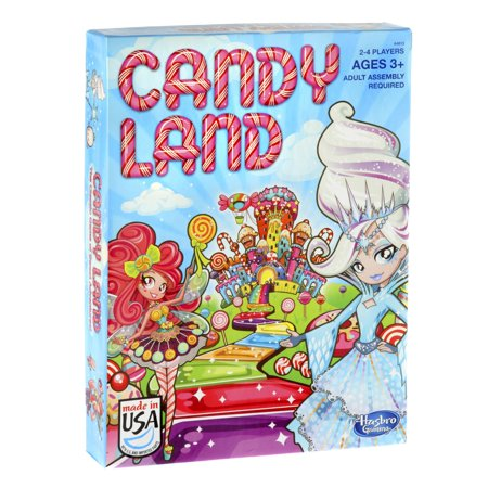 Candyland The Game (Hasbro Candy Land Game)