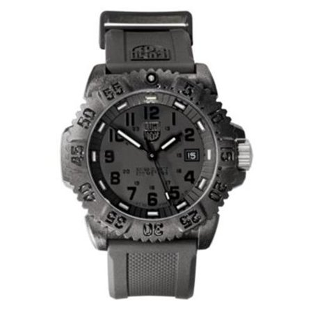 Luminox 61665509 Colormark EVO Navy SEAL Colormark Series Dive Watch for Men - Model A. 3051. BO