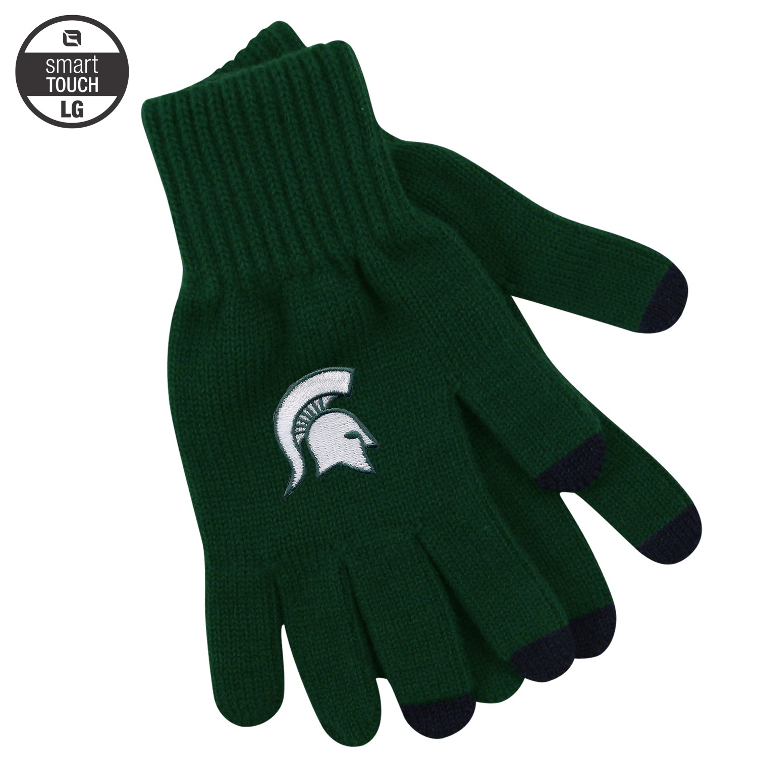Michigan State University Smart-Touch Gloves by