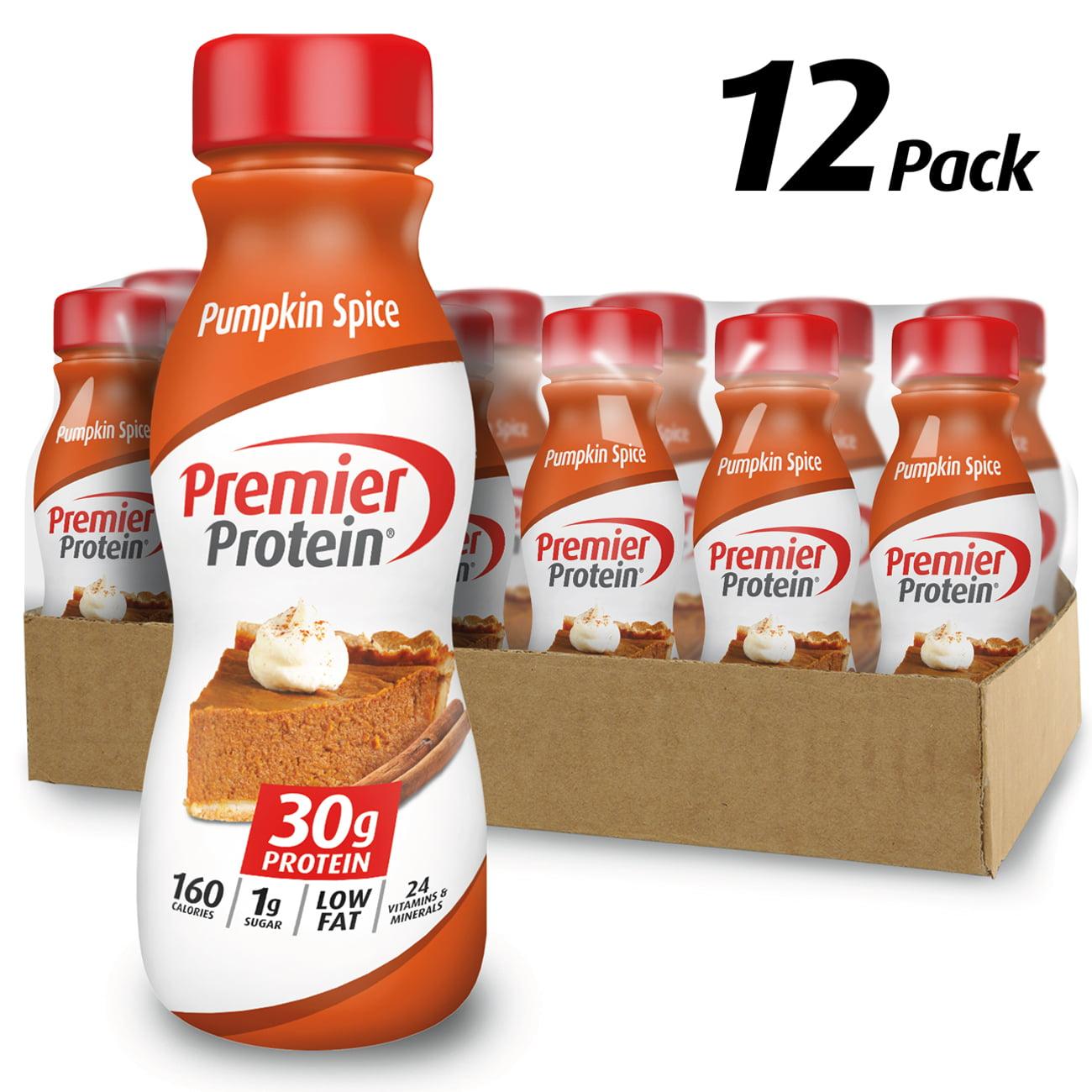 Premier Protein Shake, Pumpkin