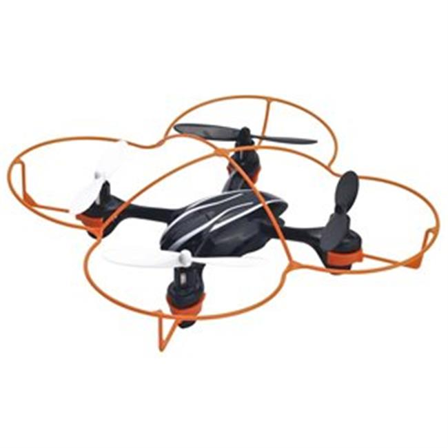 Microgear EC10298 X4 2. 4Ghz 4 Channel Mini Quadcopter Ufo Rtf