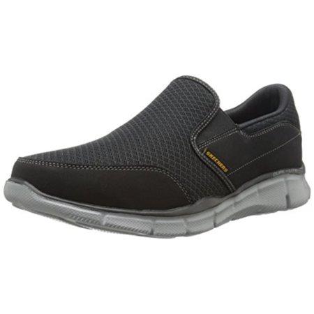 c87773116d5d Skechers - Skechers Mens Equalizer-Persistent Lightweight Memory Foam  Casual Shoes - Walmart.com