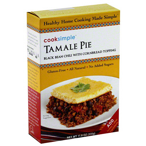 Cooksimple Tamale Pie, 11.8 Oz, (pack Of