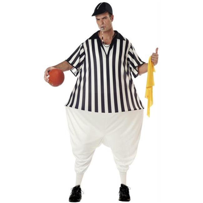 Morris Costumes CC00978STD Referee Adult