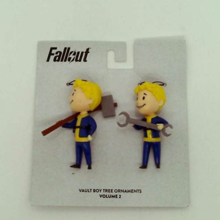 Fallout Numskull Vault Boy Tree Ornaments Volume 2](Fallout Vault Jumpsuit)