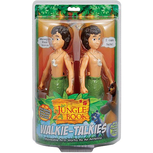 """11"""" Mowgli Walkie-Talkie Double"""