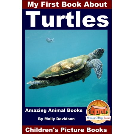 About Turtles (My First Book About Turtles: Amazing Animal Books - Children's Picture Books - eBook)