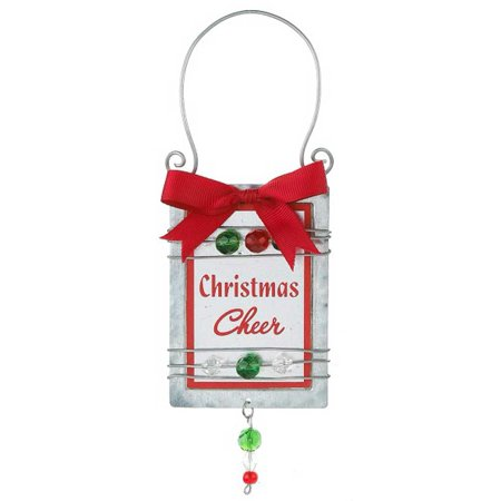 Wine Bottle Holiday Message Tags - Christmas -