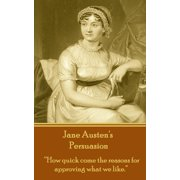 Persuasion, By Jane Austen - eBook