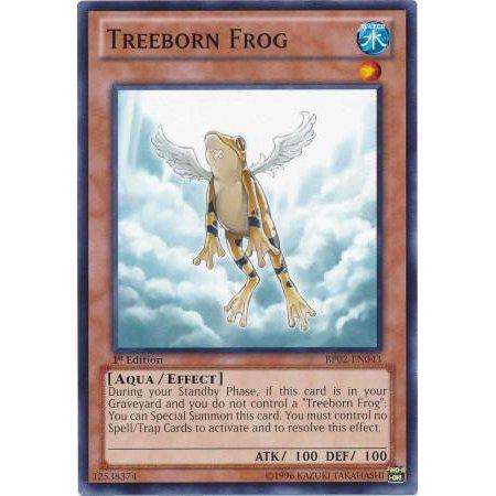 Cdg Pack - YuGiOh Battle Pack 2: War of the Giants Treeborn Frog BP02-EN043