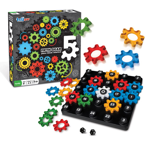 Fifth Gear Board Game