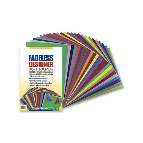 Pacon Fadeless Designer Assortment PAC57650