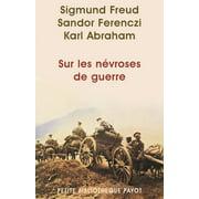 Sur les névroses de guerre - eBook