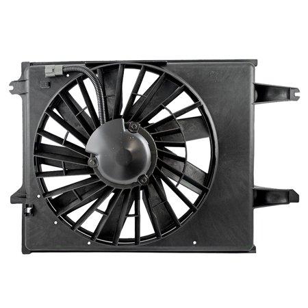 (Cooling Fan Motor Shroud Assembly for Nissan Mercury Van 21481-1B000)