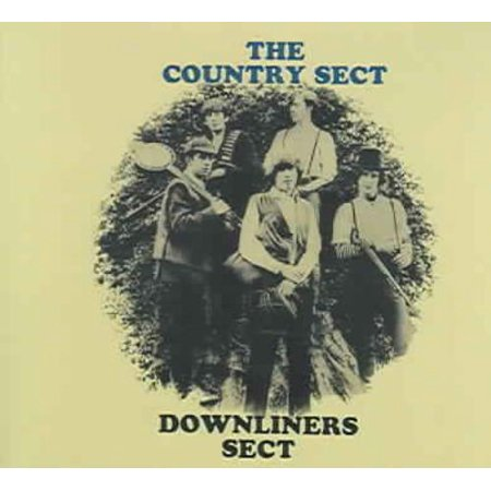 The Downliners Sect The Country Sect [Bonus Tracks] CD - image 1 de 1