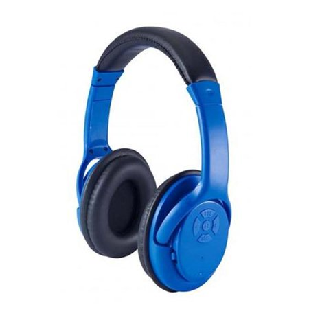 craig cbh508bl blue stereo headphone with bluetooth technology. Black Bedroom Furniture Sets. Home Design Ideas