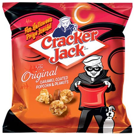 Cracker Jack Original Halloween Popcorn, 1 oz