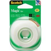 "Scotch Magic Tape Refill Roll 3/4"" x 900"" 1 ea (Pack of 2)"