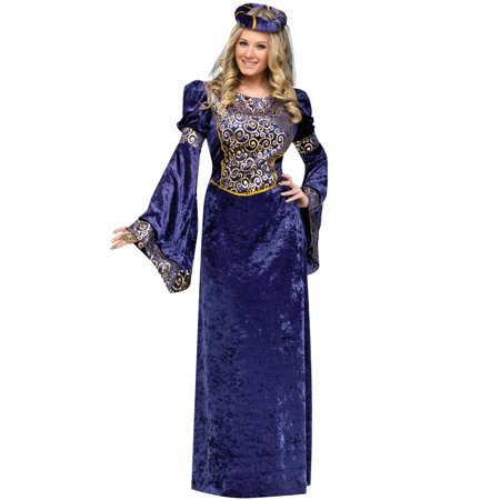 Royal Renaissance Maiden Adult Costume