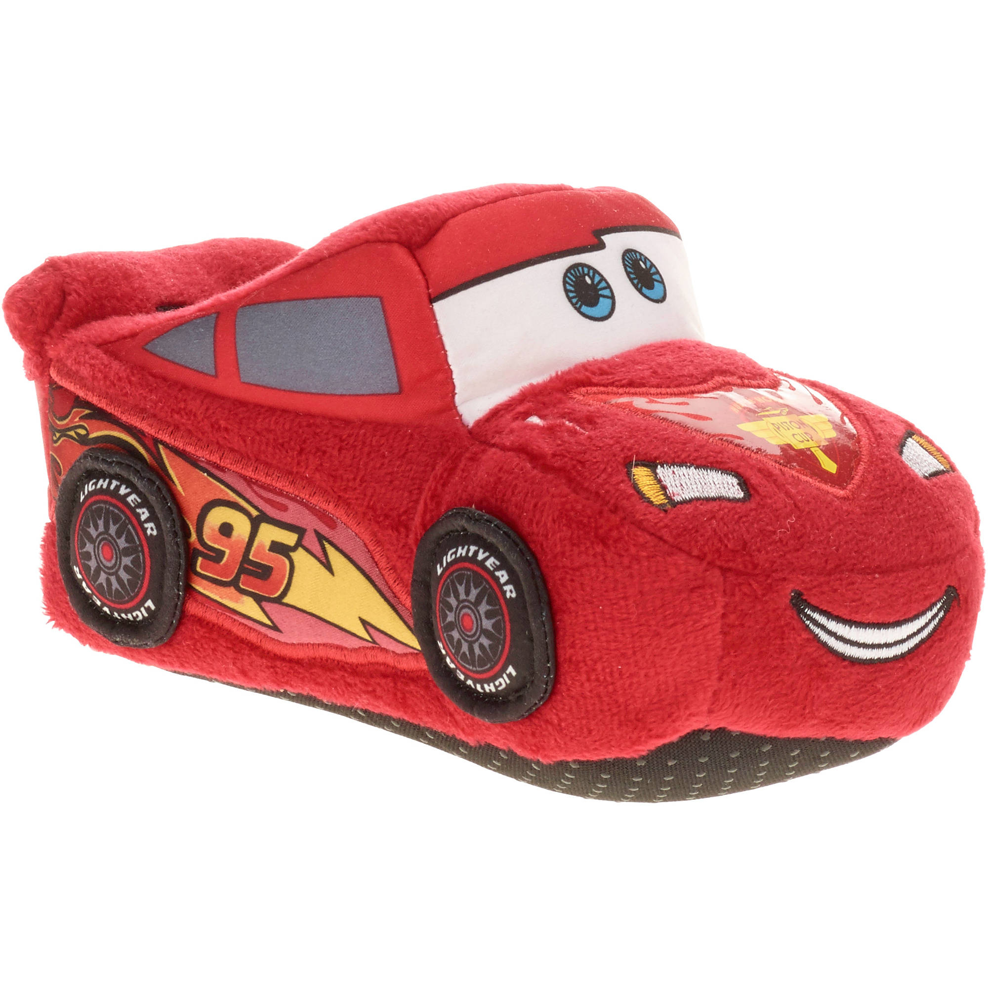 Cars Toddler Boy's Lightning McQueen Slipper