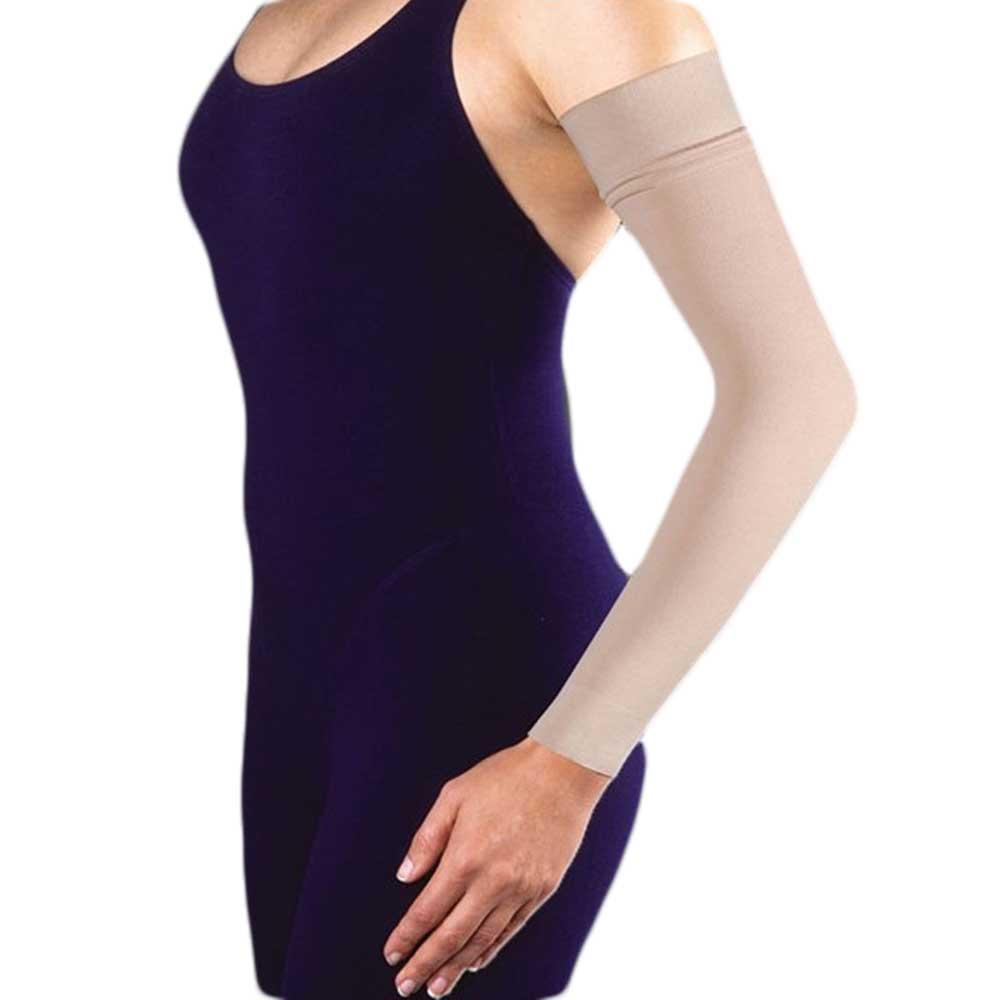 Jobst Bella Strong Armsleeve-15-20 mmHg-Single Armsleeve Regular-Natural-1