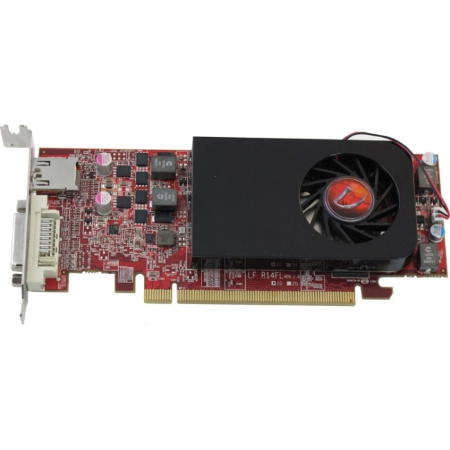 """Visiontek Radeon HD 7750 Graphic Card 1 GB Visiontek Radeon HD 7750 Graphic Card - 1 GB DDR3 SDRAM - PCI Express 3.0 - 128 bit Bus Width - 1 x Mini DisplayPort"""