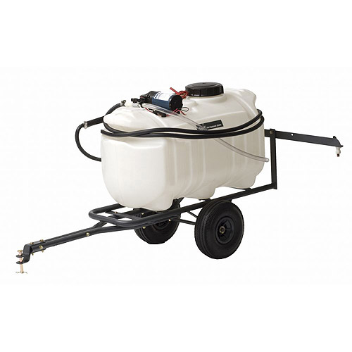 Precision 25-Gallon Tow Sprayer by Generic