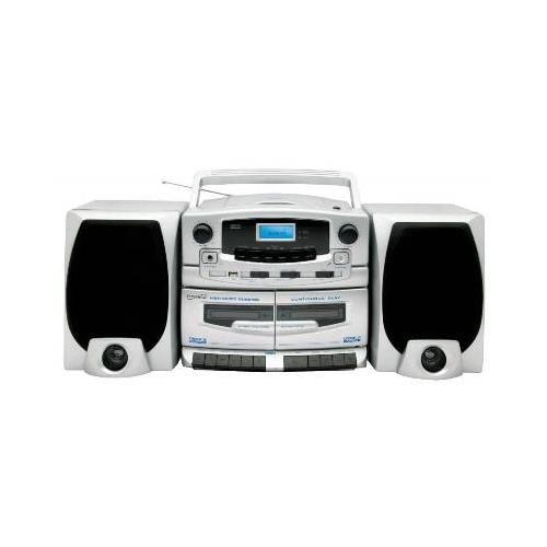 Supersonic SC-2020U Micro Hi-Fi Portable MP3 CD Player by Supersonic