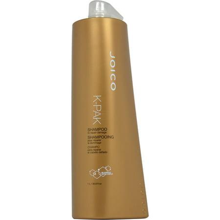 Joico K-Pak Reconstruct Shampoo, 33.8 Fl Oz Joico Daily Care Treatment Shampoo