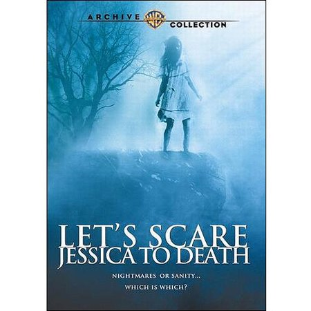 Let's Scare Jessica To Death (Pmt) DVD Movie 1971 (Not Too Scary Halloween Movies Adults)