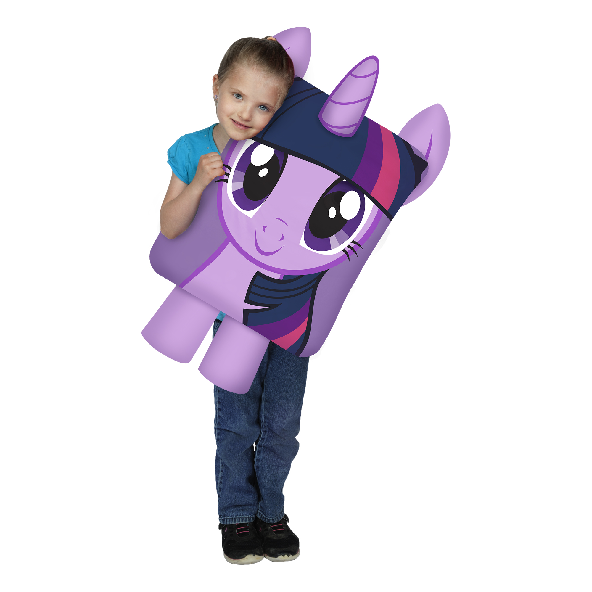 MY LITTLE PONY 'SPARKLE SMACKDOWN' 3D PILLOW BUDDY