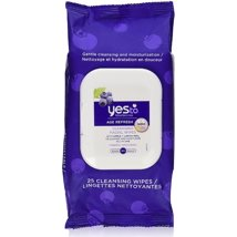 Facial Cleansing Wipes: Yes To Blueberries Facial Wipes