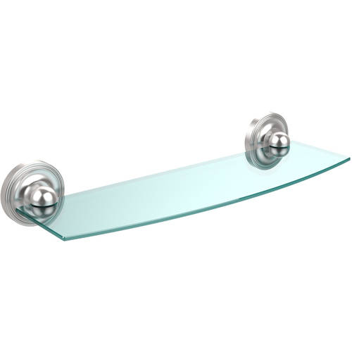 "Prestige Regal Collection 18"" Glass Shelf (Build to Order)"