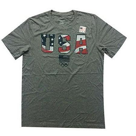 Team USA Apparel Men's Olympics Crew Neck -