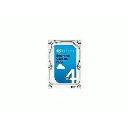 "Seagate ST4000NM0235 4 TB 3.5"" Internal Hard Drive - SAS - 128 MB Buffer"