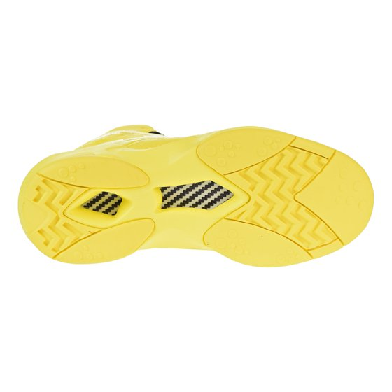 90b029247f15 Reebok - Reebok Shaq Attaq Modern Men s Basketball Shoes Yellow Spark Black  bd4602 - Walmart.com