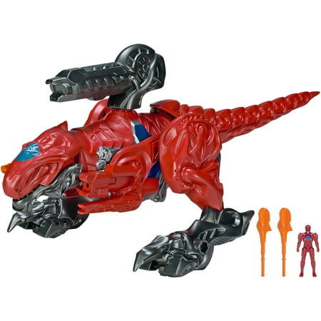 Power Rangers Cartoons Kids (Mighty Morphin Power Rangers Movie T-Rex Epic Battle Zord with)